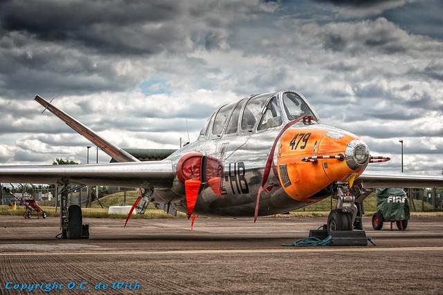 Fouga CM-170R -