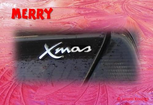 Merry Xmas | by j.ko-81