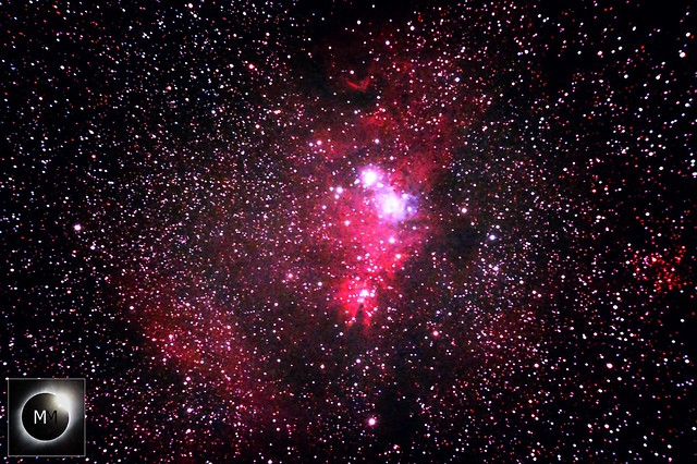 NGC 2264 - The Christmas Tree Cluster 28/03/19