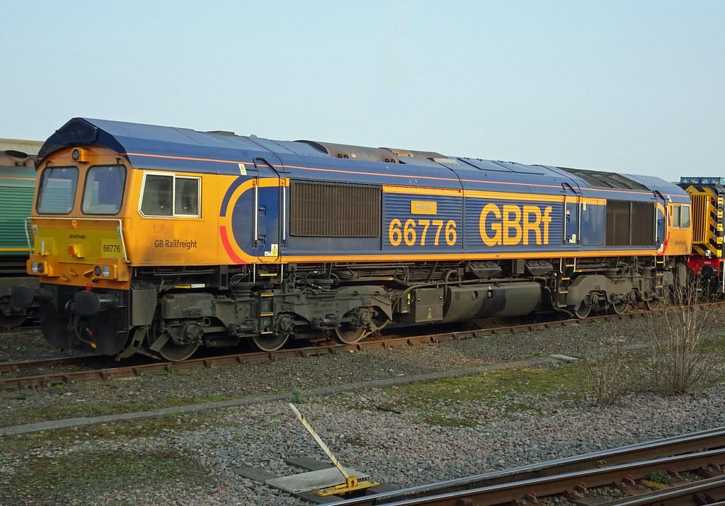 66776 Eastleigh 31.03.19