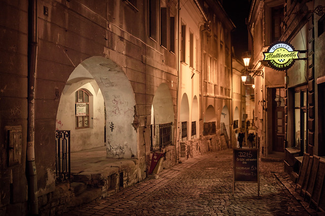 Bielsko-Biała - old town
