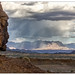 Rain Over the Chisos