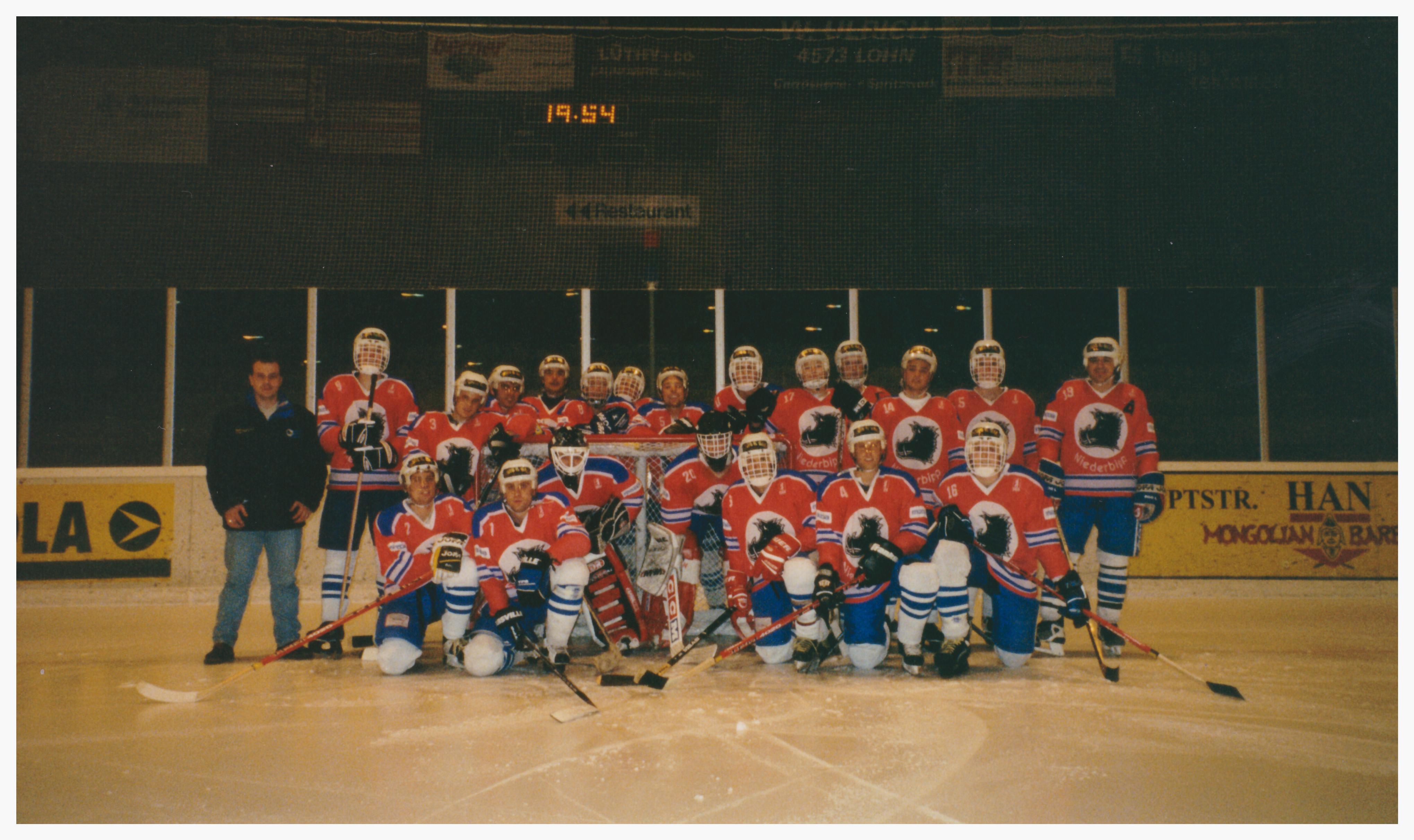 Aufstieg 3. Liga 2000