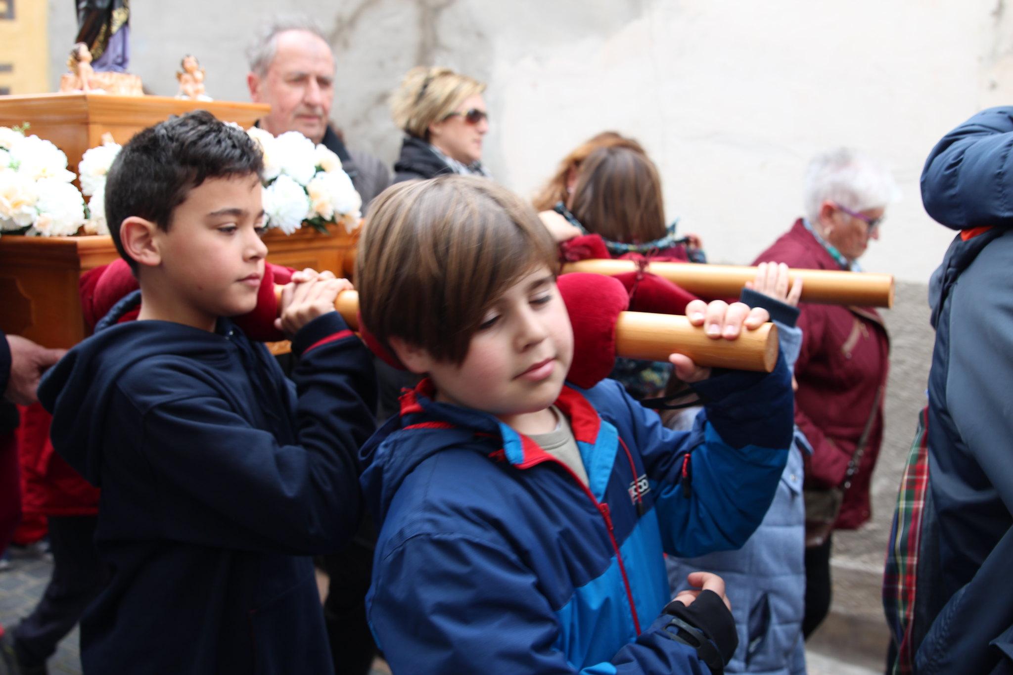(2018-03-23) II Vía Crucis Infantil (Antonio José Verdú Navarro) (20)