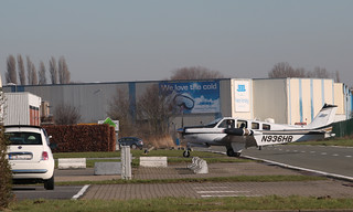 Beechcraft G36 Bonanza, N936HB