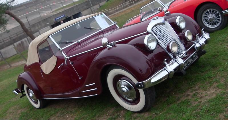 Riley RMC 2,5 litres DOHC 1949 -  33586908038_4d18388074_c