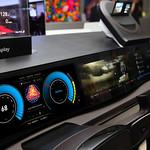 LG디스플레이가 개발한 차량용 디스플레이 시제품