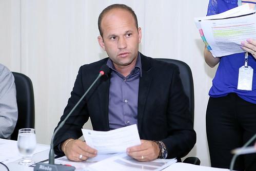 8ª Reunião Ordinária - Comissão de Saúde e Saneamento