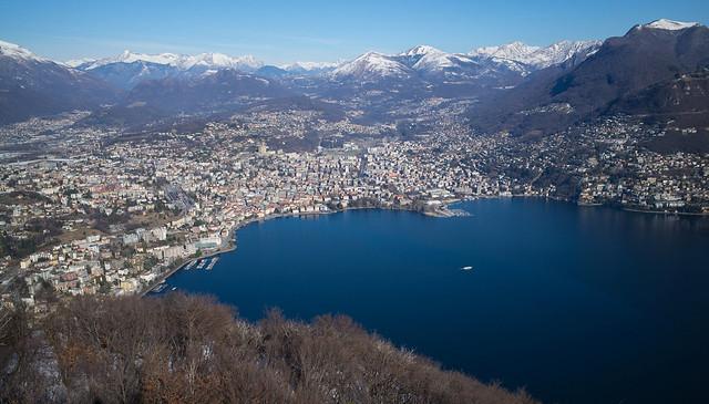 Lugano Bay