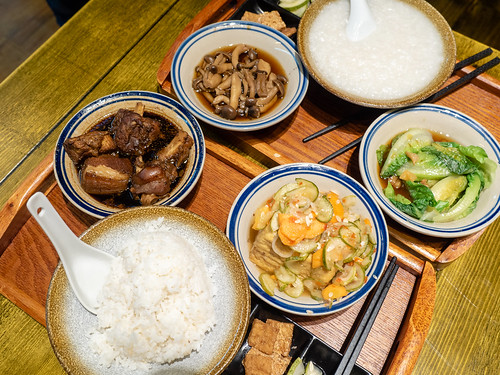 Healthy set meals at House of Pok (小猪猪) Jaya One | by huislaw