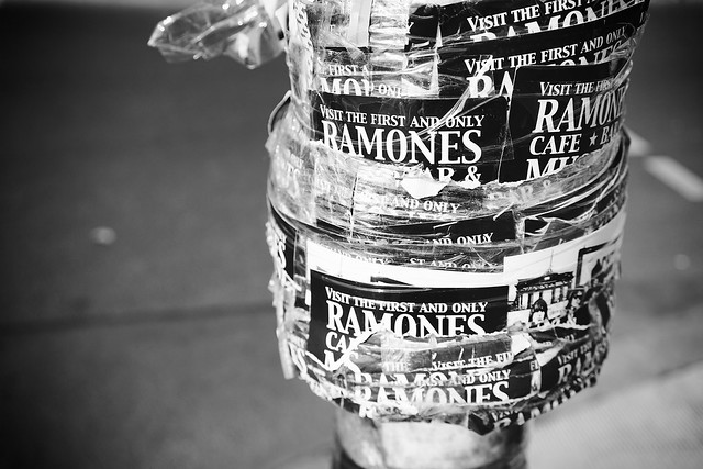 For the love of Ramones...