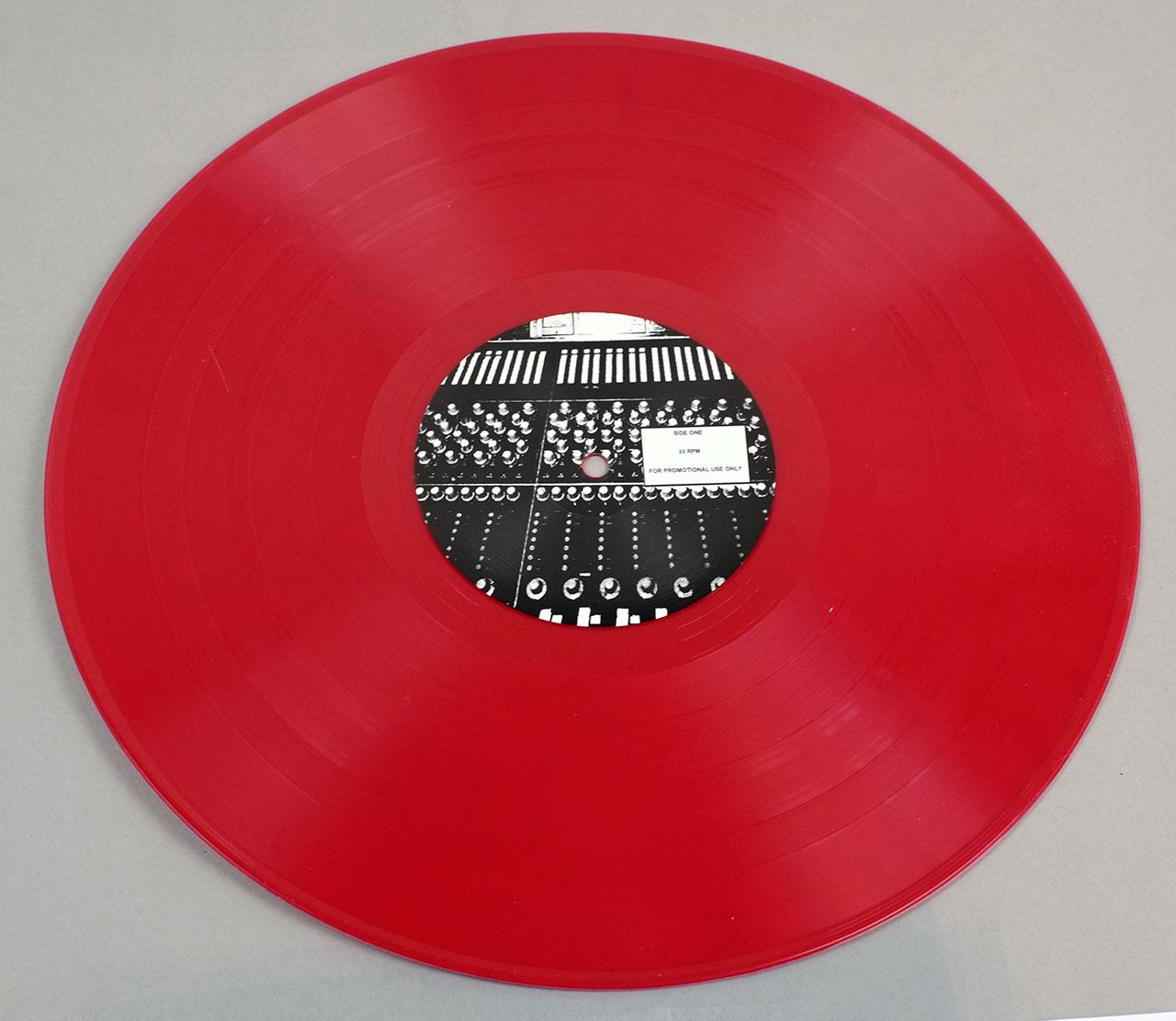 "SLAYER Black Serenade Promo Red Vinyl 12"" Lp Album Vinyl"