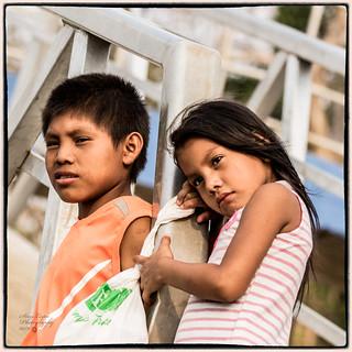Embera Children