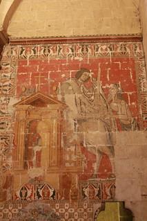 Frescos en la Capilla de San Martín   by fernand0