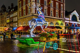 Merry Christmas And Happy Holidays - Covent Garden, London, UK | by davidgutierrez.co.uk