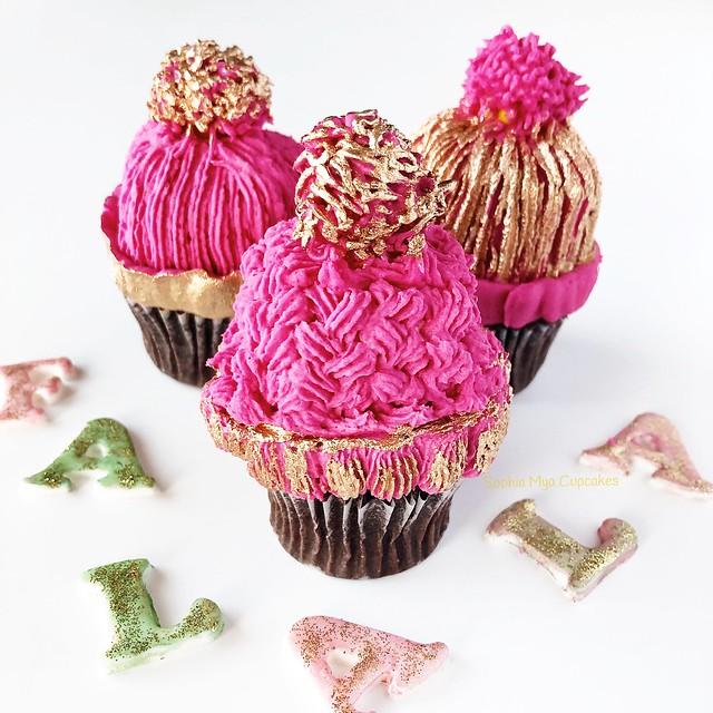 Beanie Cupcakes