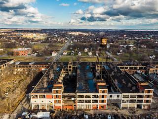 Packard Plant   by kenfagerdotcom