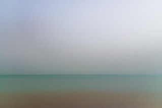The Dead Sea, looking from Israel to Jordan. | by Phototravelography
