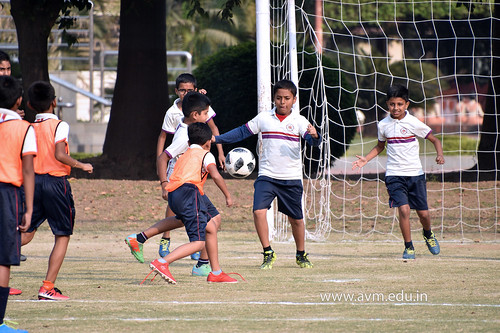 Inter House Football Competition 2018-19 4 (9) | by Atmiya Vidya Mandir
