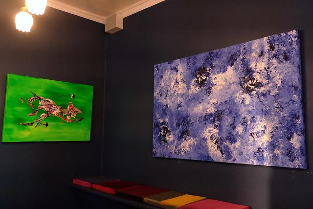 Melker Garay – Flykt i en grön fantasi,  La décoration suspect II