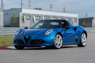 22020 Alfa Romeo 4C Spider Italia | by Automotive Rhythms
