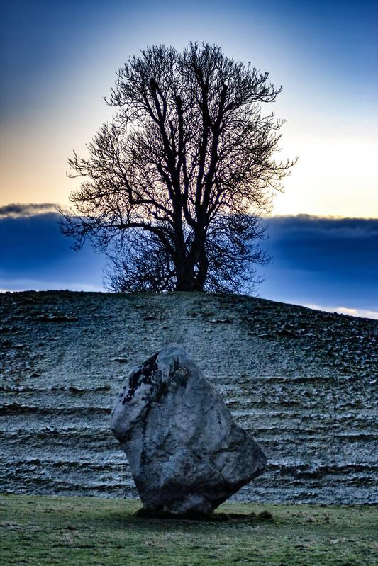 Avebury Stone Circle, England