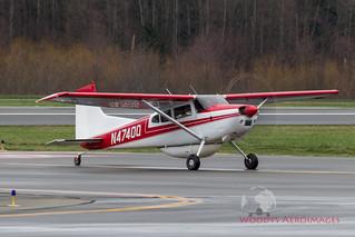 N4740Q 1966 Cessna A185E Skywagon 185 C/N 185-1194