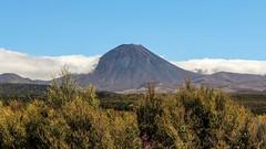 Tongariro National Park: Mount Ngauruhoe