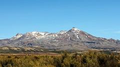 Tongariro National Park: Mount Ruapehu