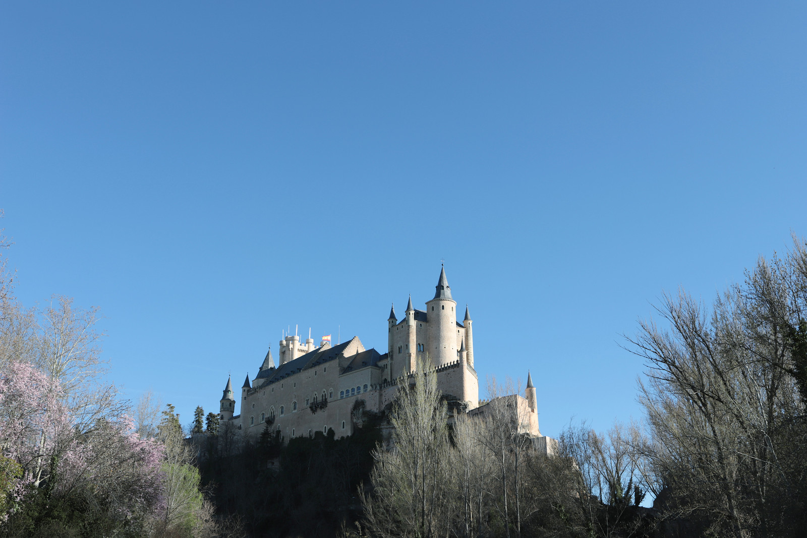 excursion a segovia