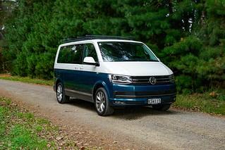2018 Volkswagen Multivan Highline