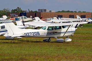 N272DB   Cessna 172M Skyhawk [172-61821] Lakeland-Linder~N 16/04/2010