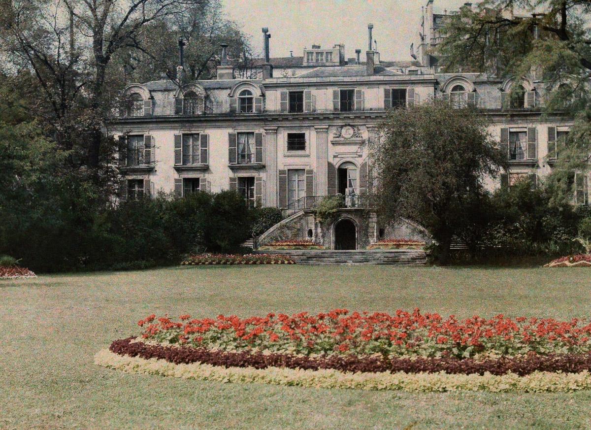 Отель мадам де Ламбаль