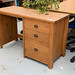 Solid wood desk E150