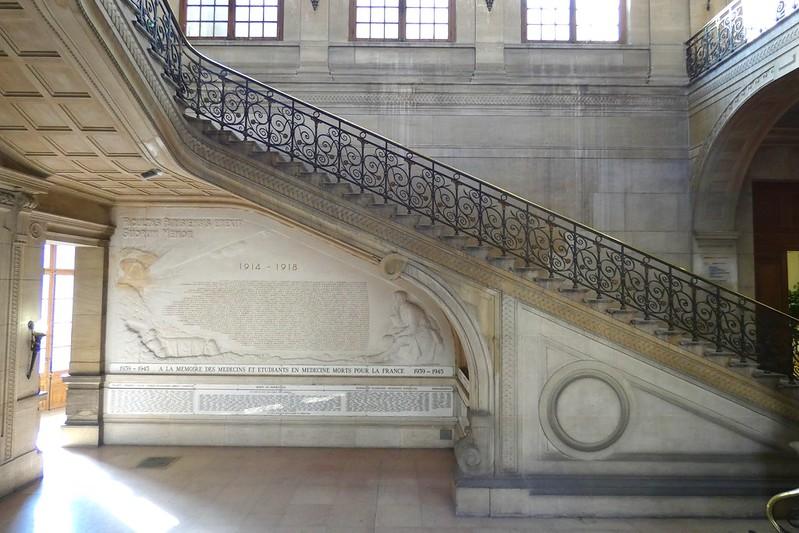 Le Musée d'Histoire de la médecine, Paris