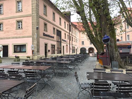 25 - Biergarten - Kloster Weltenburg