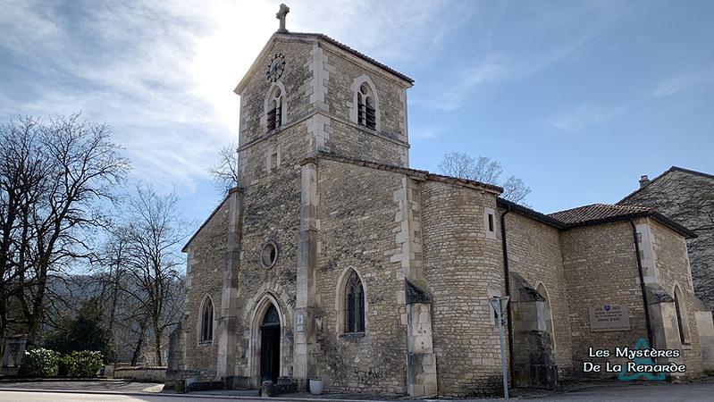 Eglise de Domrémy-la-Pucelle - Vosges - France