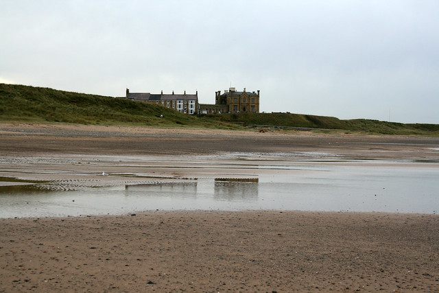 The beach at Marske-by-the-Sea