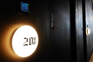 SOF Hotel 植光花園酒店 - 41 房間外的廊道 | by 準建築人手札網站 Forgemind ArchiMedia