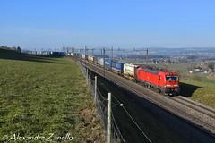 BR 193 356, Mühlau (CH)
