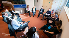 Thu, 03/21/2019 - 09:38 - Workshop organised by the PES Group in the European Committee of the Regions in the framework of 'School of Democracy', an initiative of the S&D Group in the European Parliament Brussels, 21 March 2019 © European Union /CoR Photo by Samy Benomran  More info on this event: pescor.eu