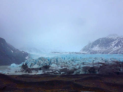 South Iceland glacier | by leftbanked
