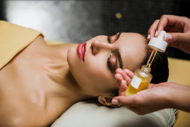 The Organic Spa masaje con aceites