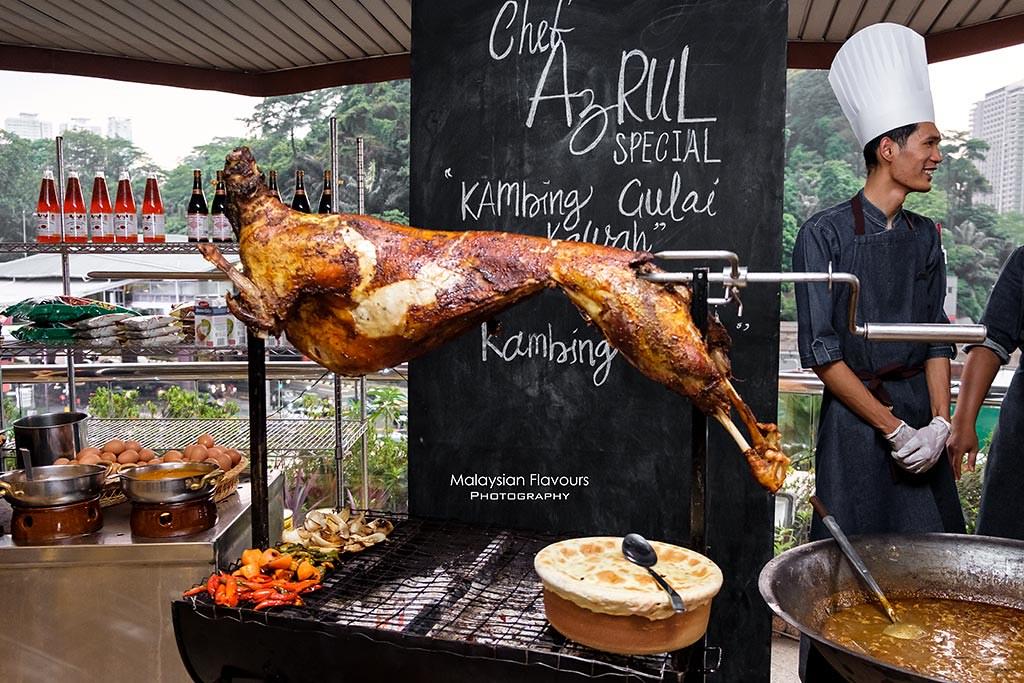 renaissance kl ramadan buffet 2019