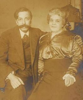 E.Granados i la seva dona Amparo | by Sonia Tres