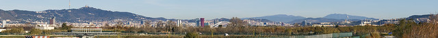 El Prat de Llobregat i Collserola