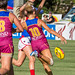 AFLW Lions vs Demons at Hickey Park