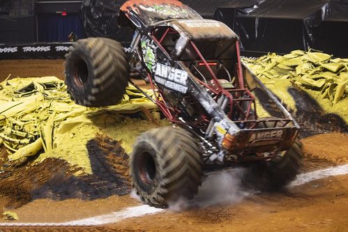 Monster Truck Anger Mangement | by Thomas Vasas Photography