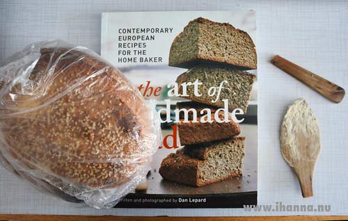 Sour dough bread   by iHanna