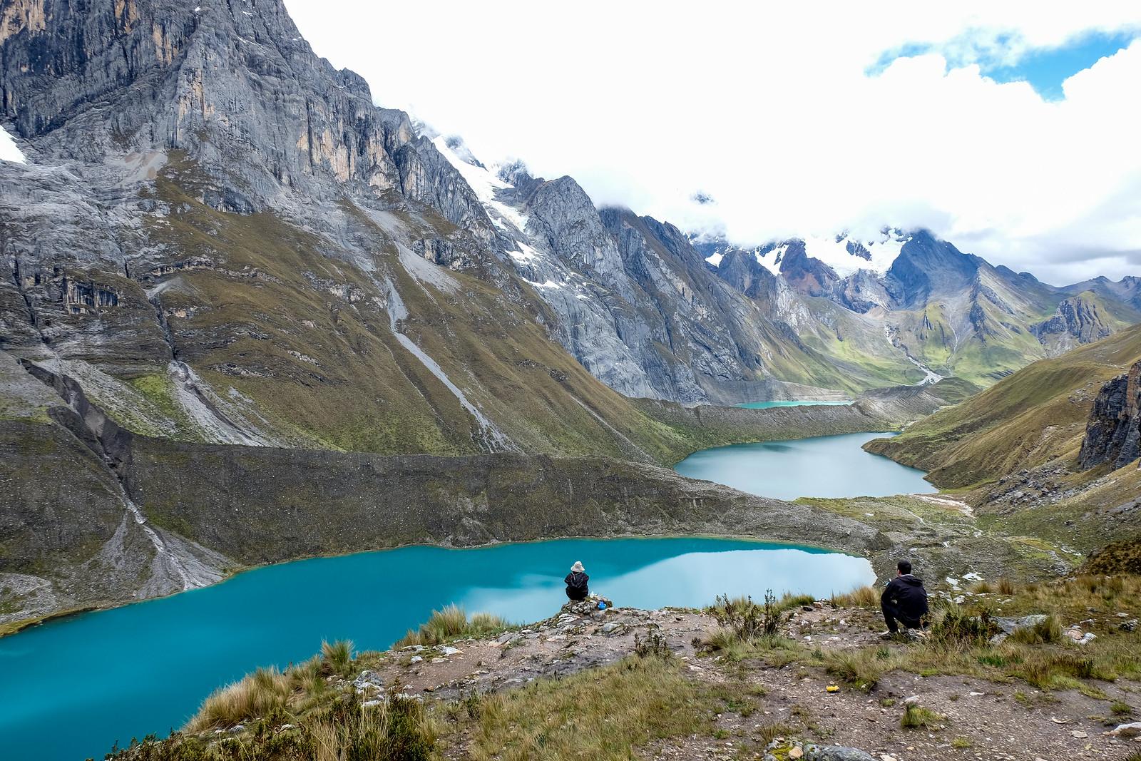 Huayhuash Trek, Peru